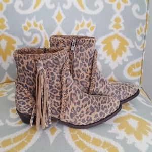 Matisse leather ankle boots